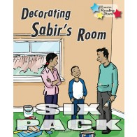 Decorating Sabir's Room (6 Pack)