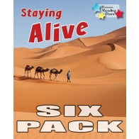 Staying Alive (Pack 6)