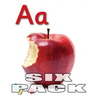 Alpha Stars Aa (6 pack)