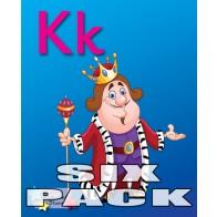 Alpha Stars Kk (6 pack)