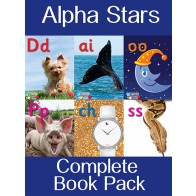 Alpha Stars Complete Book Pack