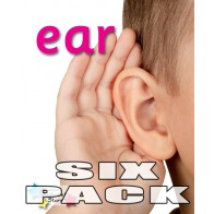 Alpha Stars ear (6 pack))