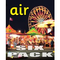 Alpha Stars air (6 pack)