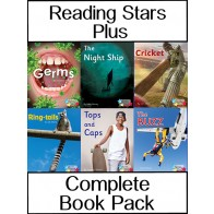 Reading Stars Plus Reading Pack