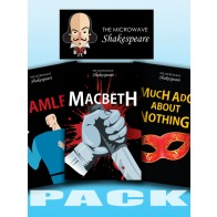 Microwave Shakespeare Pack 1