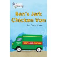 Ben's Jerk Chicken Van