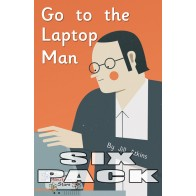 Go to the Laptop Man  (6 pack)