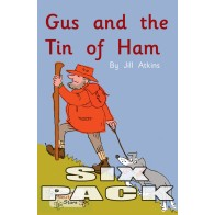 Gus and the Tin of Ham  (6 pack)