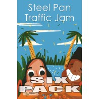 Steel Pan Traffic Jam  (6 pack)