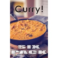 Curry!  (6 pack)