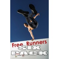 Free Runners  (6 pack)