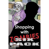 Shopping With Zombies  (6 pack)