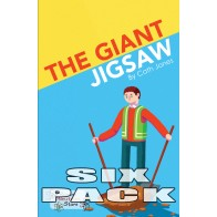 The Giant Jigsaw  (6 pack)