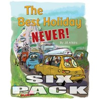 The Best Holiday Never!  (6 pack)
