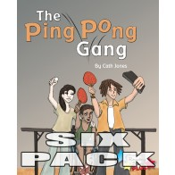 The Ping Pong Gang  (6 pack)