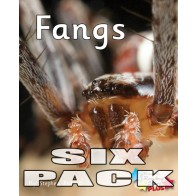 Fangs  (6 pack)