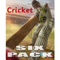 Cricket  (6 pack)