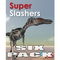Super Slashers (6 pack)