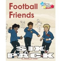 Football Friends  (6 pack)