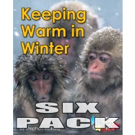 Keeping Warm in Winter  (6 pack)