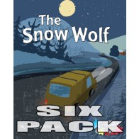The Snow Wolf  (6 pack)