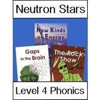 Neutron Stars Phonics Level 4 Pack