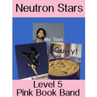 Neutron Stars Pink Book Band Pack