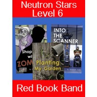Neutron Stars Level 6 Red Book Band Pack