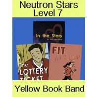 Neutron Stars Level 7 Yellow Book Band Pack