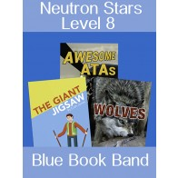 Neutron Stars Level 8 Blue Book Band Pack
