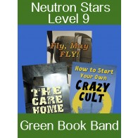 Neutron Stars Level 9 Green Book Band Pack