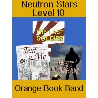 Neutron Stars Level 10 Orange Book Band Pack