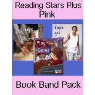 Reading Stars Plus Pink Book Band Pack