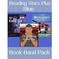 Reading Stars Plus Blue Book Band Pack