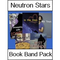 Neutron Stars Book Band Pack