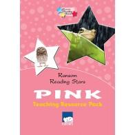 Reading Stars Pink Teaching Resource Pack