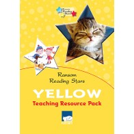 Reading Stars Yellow Teaching Resource Pack