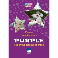 Reading Stars Purple Teaching Resource Pack