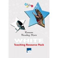 Reading Stars White Teaching Resource Pack
