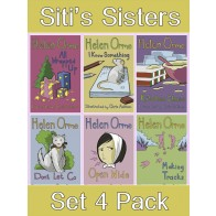 Siti's Sisters Reading Books Set 4