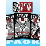 Steve Sharp Reading Books Set 1