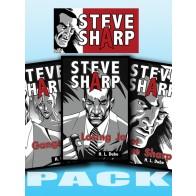 Steve Sharp Reading Books Set 1