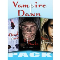 Vampire Dawn Reading Books Set 1