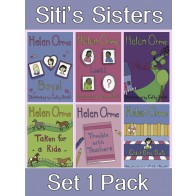 Siti's Sisters Reading Books Set 1