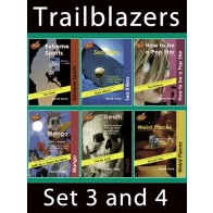 Trailblazers Reading Books Set 3 and 4