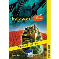Trailblazers Workbook: Set 4