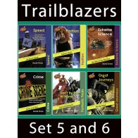 Trailblazers Reading Books Set 5 and 6