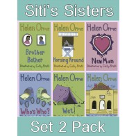 Siti's Sisters Reading Books Set 2