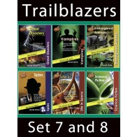Trailblazers Reading Books Set 7 and 8