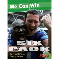 We Can Win 6 pack